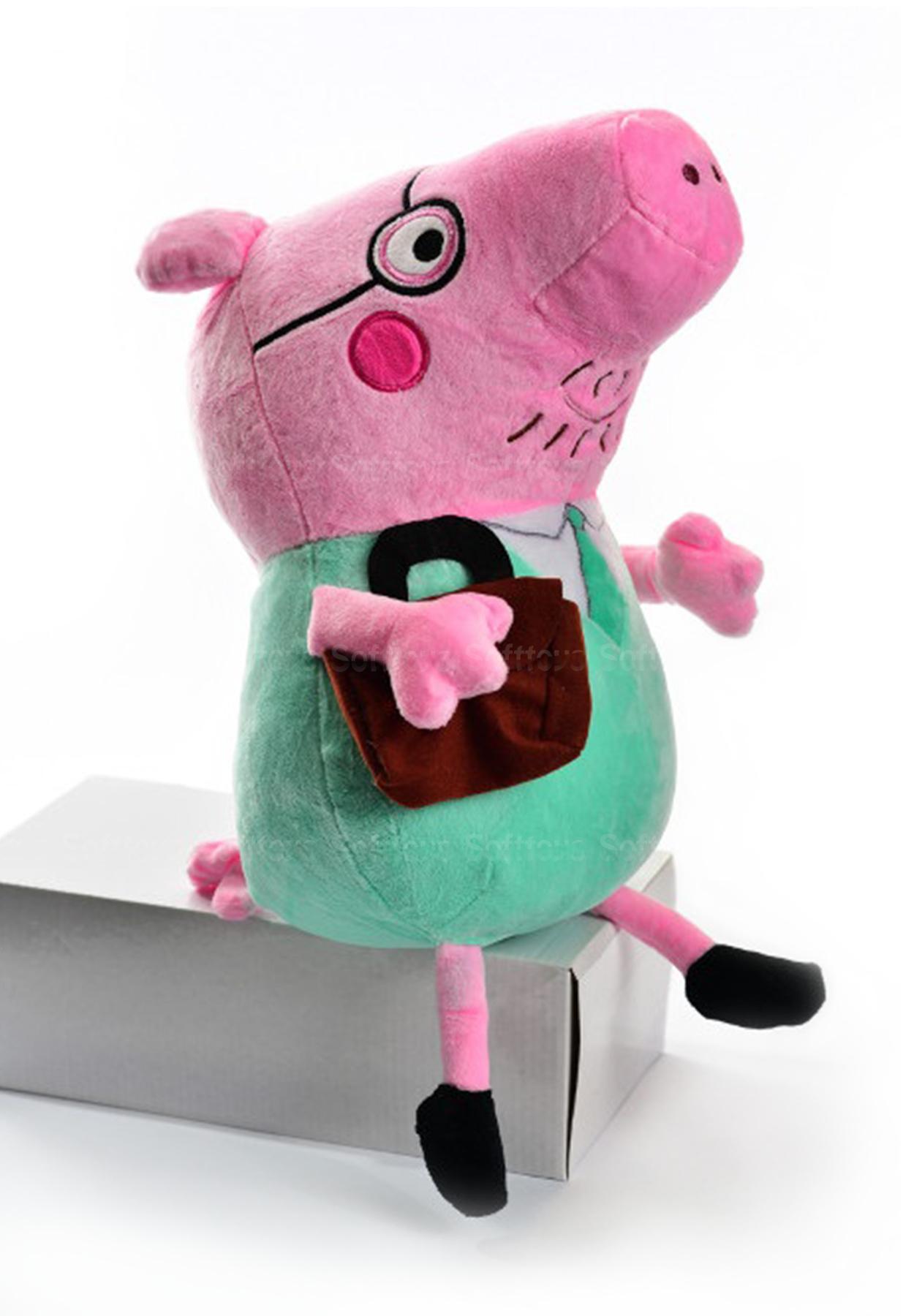 Папа Свин Peppa Pig 45 см