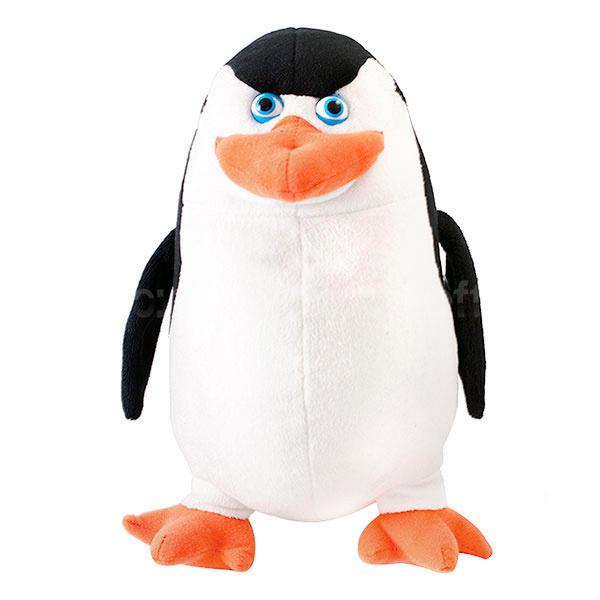 игрушка пингвин шкипер из мадагаскара