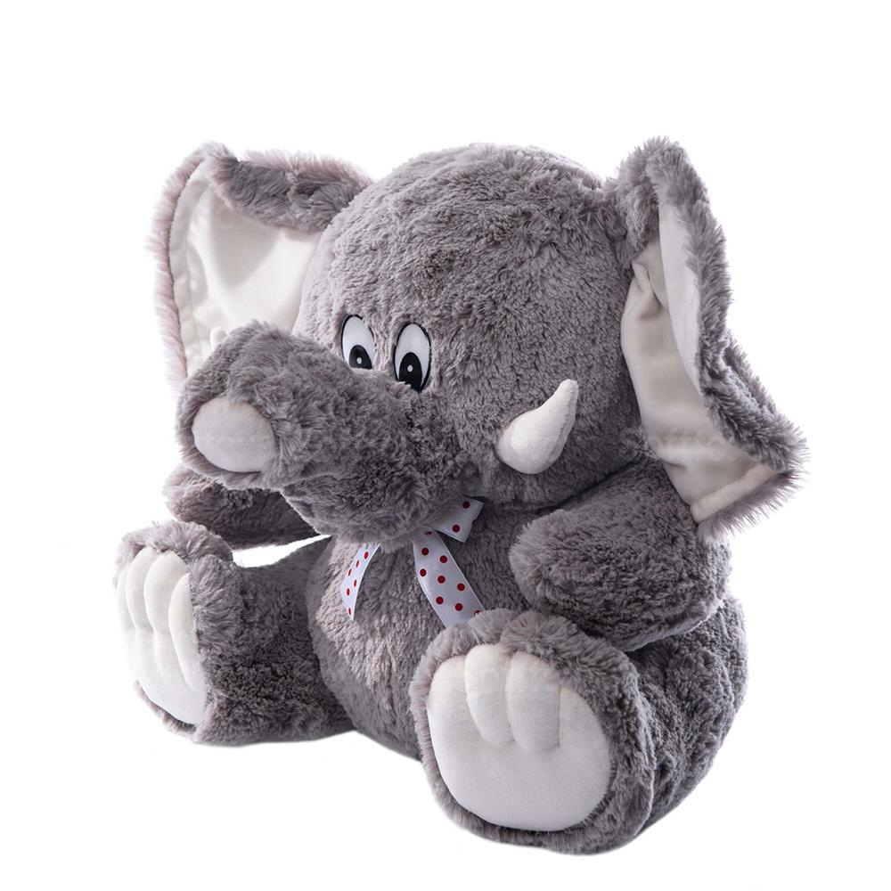 Слонёнок с бивнями 45 см