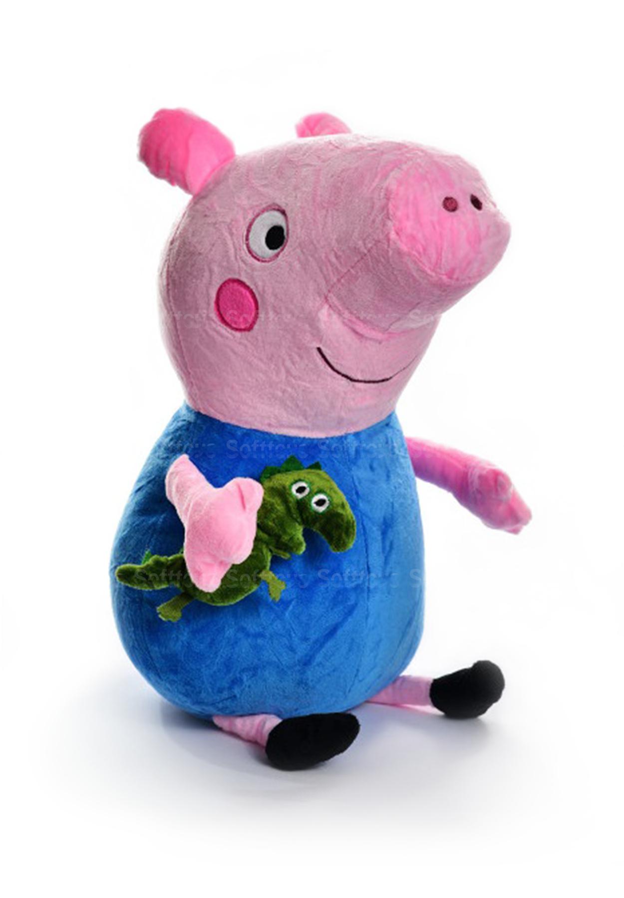 Свинка Джордж Peppa Pig 45 см