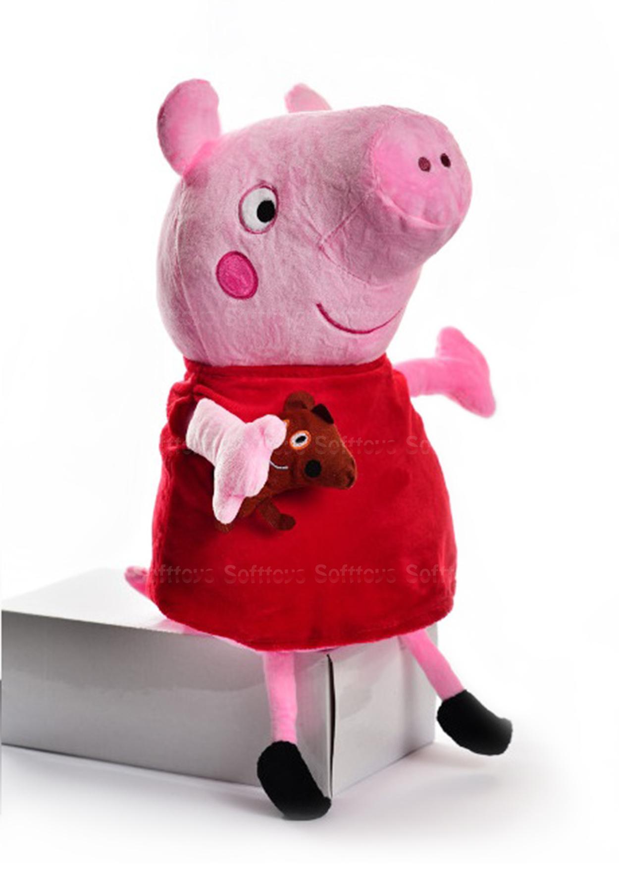 Свинка Пеппа Peppa Pig 45 см