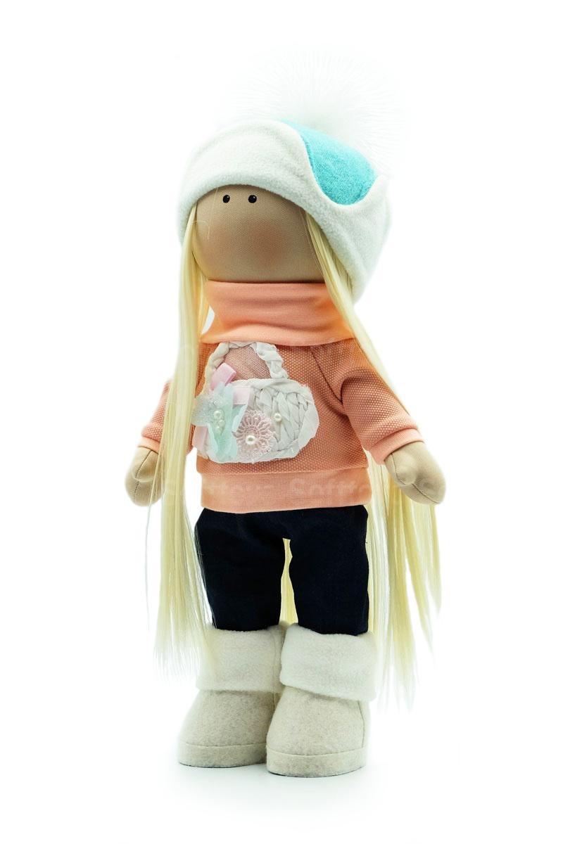 Текстильная Кукла ручной работы Арина