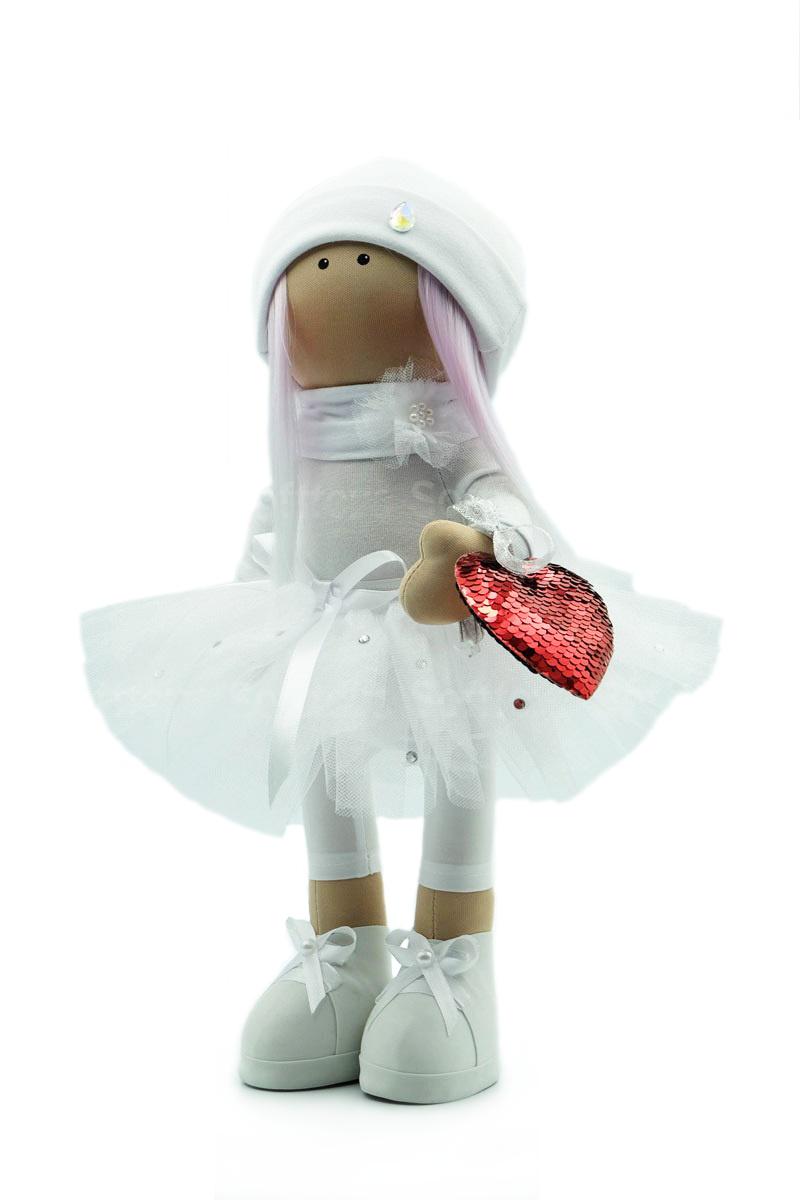 Текстильная Кукла ручной работы Белла