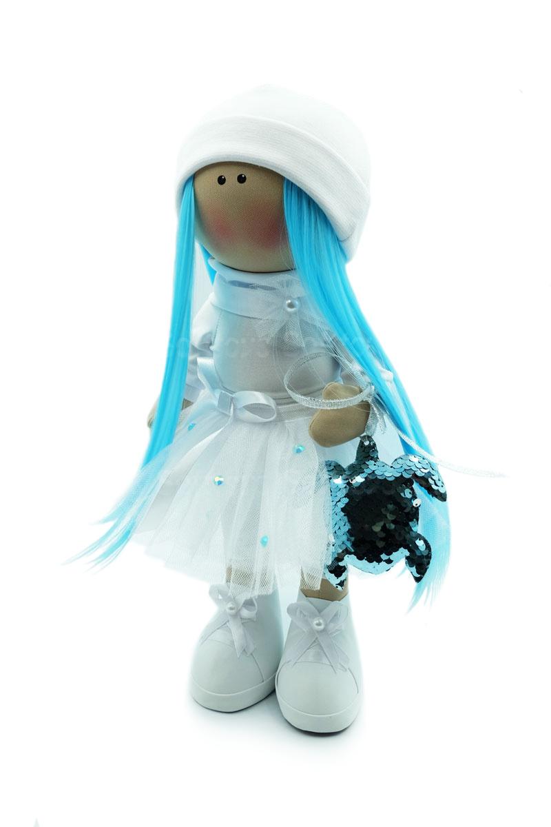Текстильная Кукла ручной работы Эльза New
