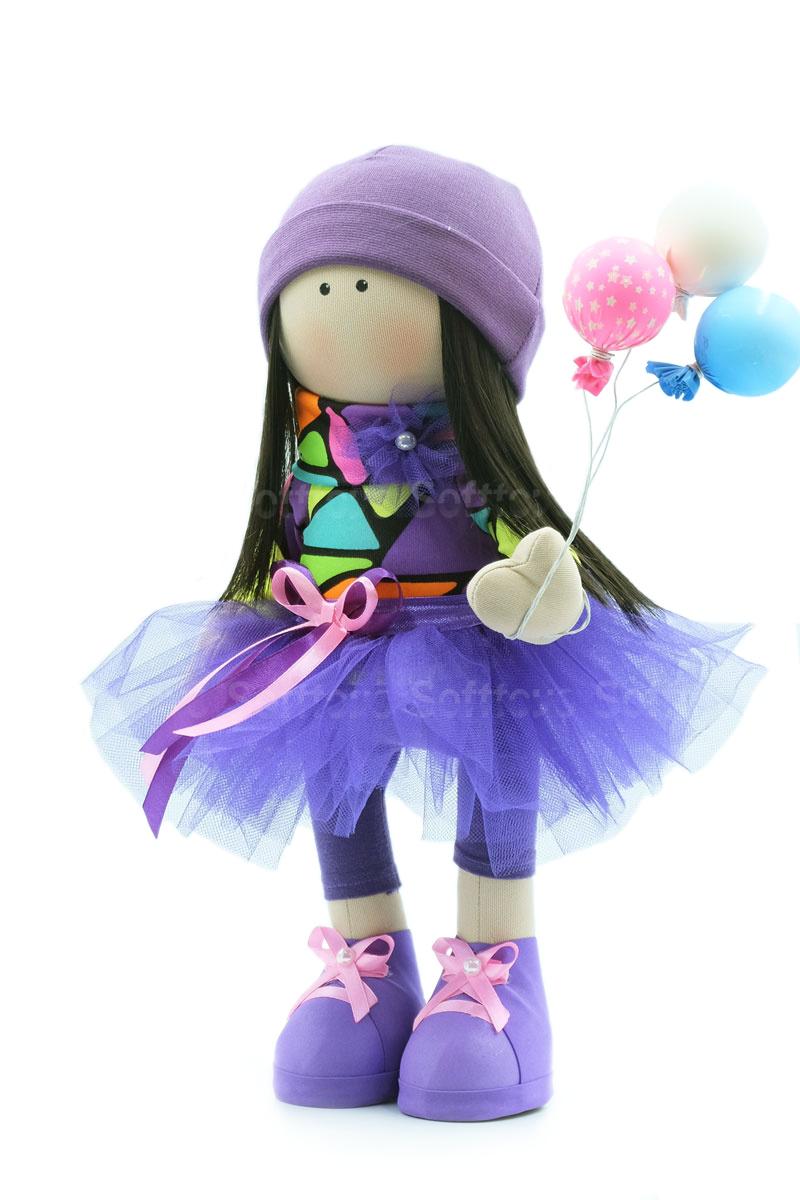 Текстильная Кукла ручной работы Инна