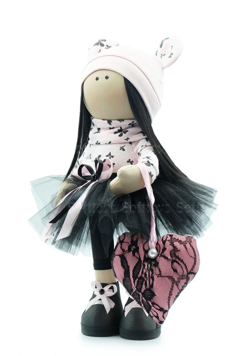Текстильная Кукла ручной работы Карина