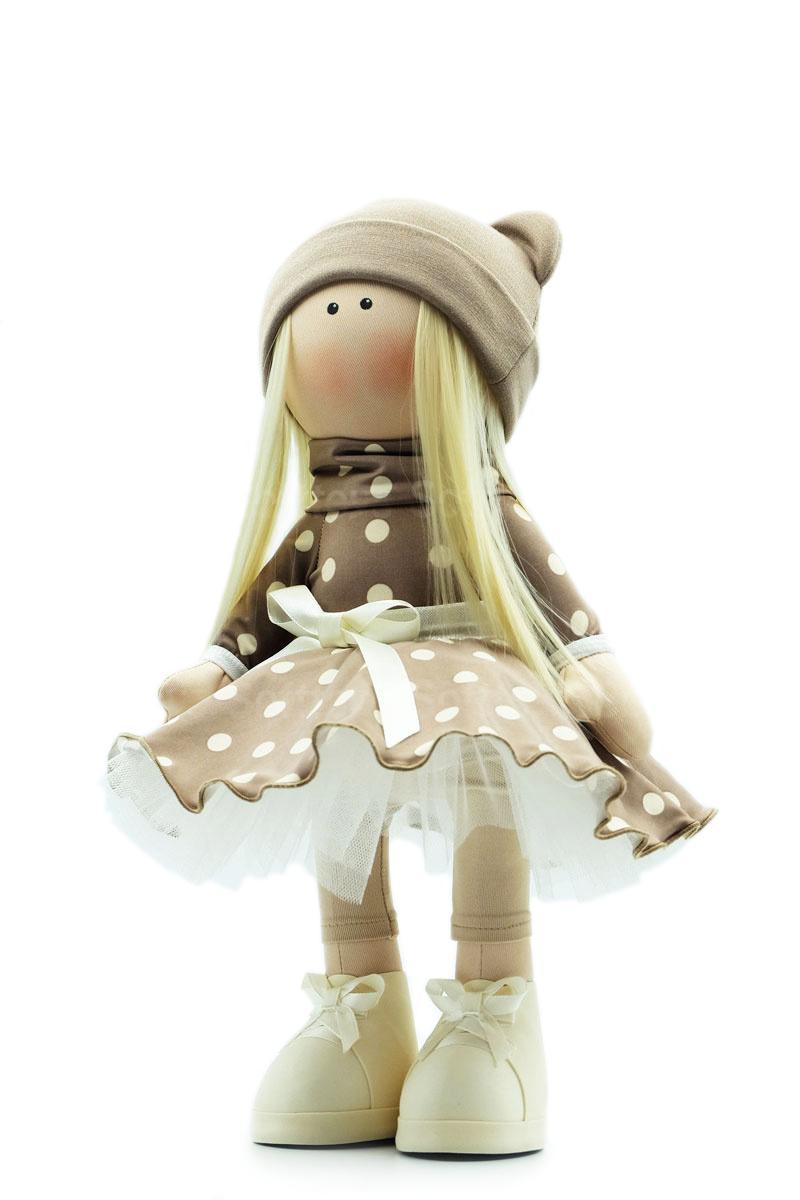 Текстильная Кукла ручной работы Леся
