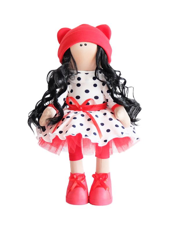 Текстильная Кукла ручной работы Марго