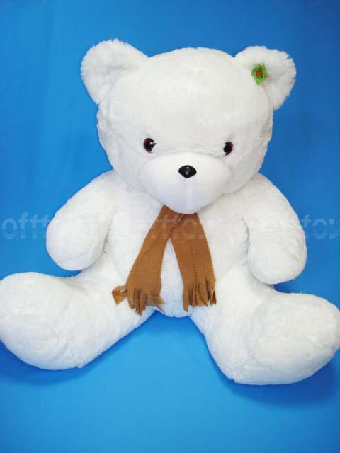 Мягкая игрушка Медведь Белый.