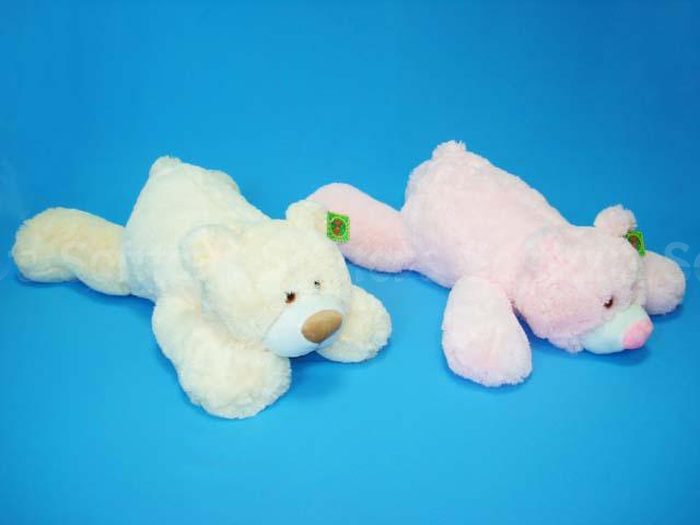 Мягкая игрушка Медведь Белый музыкальный.