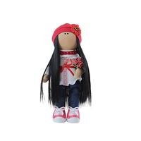 Текстильная Кукла ручной работы Роксолана