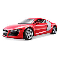 Audi R8 модель автомобиля 1:18