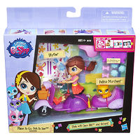 Блайс на скутере Littlest Pet Shop