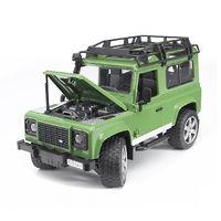 Джип Bruder Land Rover Defender модель 1:16