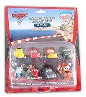 Cars-2 Коллекционные фигурки 8 см (8 в упаковке)