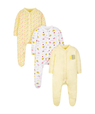Человечки Mothercare (Англия) Пчёлки