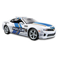 Chevrolet Camaro SS RS Police 2010 модель 1:24