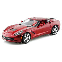 Corvette Stingray 2014 модель 1:18