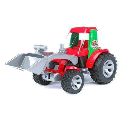 Roadmax трактор с погрузчиком детская игрушечная машинка Bruder