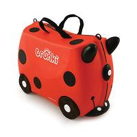 Детский дорожный чемодан Trunki HARLEY LADYBUG (Божья коровка)