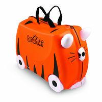 Детский дорожный чемодан Trunki TIGER TIPU (тигренок Типу)