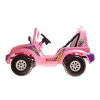 Детский электромобиль Jet Runner TOURING Розовый