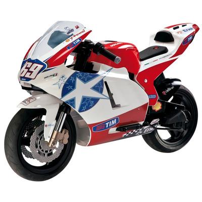 Детский электромобиль Peg Perego Ducati GP Limited Edition