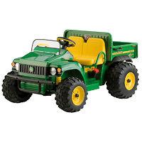 Детский электромобиль Peg Perego John Deere Gator HPX