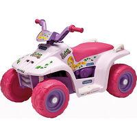 Детский электромобиль Peg Perego Quad Princess