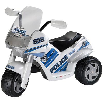 Детский электромобиль Peg Perego Raider Police