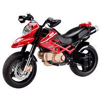 Детский электромотоцикл Peg Perego Ducati Hypermotard