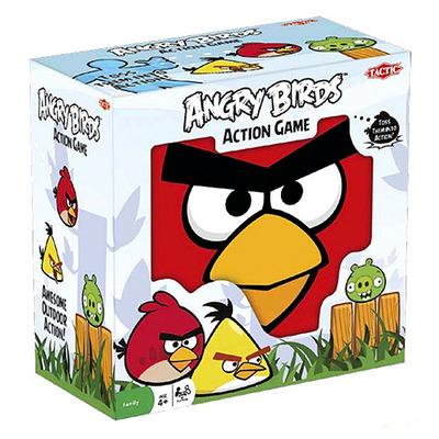 Детский набор для активной игры Angry Birds