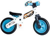 Детский велосипед (беговел) Bellelli B-Bip обучающий бело-голубой