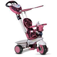 Велосипед Smart Trike Dream 4 в 1 розовый