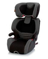 Детское автокресло Bellelli Miki Plus Fix черно-серое группа 2-3 (15-36 кг)