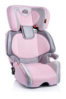 Детское автокресло Bellelli Miki Plus Fix ярко розовое группа 2-3 (15-36 кг)