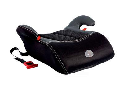 Детское автокресло-бустер Bellelli Eos Plus черно-серое группа 2-3 (15-36 кг)