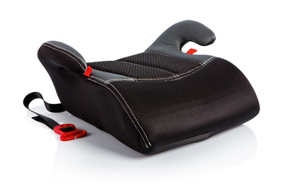 Детское автокресло-бустер Bellelli Eos Plus черное группа 2-3 (15-36 кг)