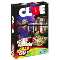 Дорожная настольная игра Клуэдо (Cluedo)