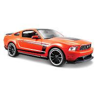 Ford Mustang Boss 302 модель 1:24