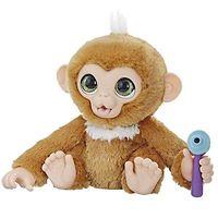 FurReal Мягкая интерактивная игрушка Обезьянка