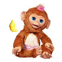 Смешливая обезьянка FurReal