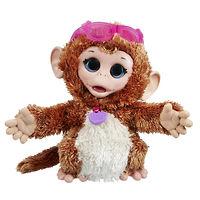 FurReal забавная маленькая обезьянка