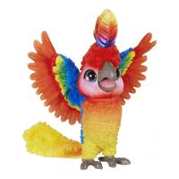 FurReal мягкая интерактивная игрушка Попугай Кеша
