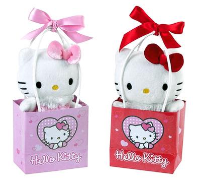 Hello Kitty мини в подарочном пакете