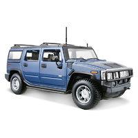 Hummer H2 SUV 2003 модель 1:27