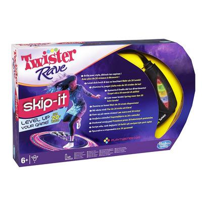 Игра Twister Rave Skip It Hasbro на русском языке