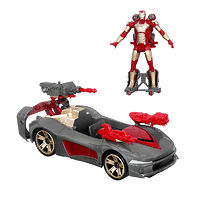 Игровой набор Боевой автомобиль Железного Человека Marvel