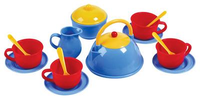 Игровой набор Чайный набор в сетке