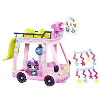 Набор Littlest Pet Shop Автобус